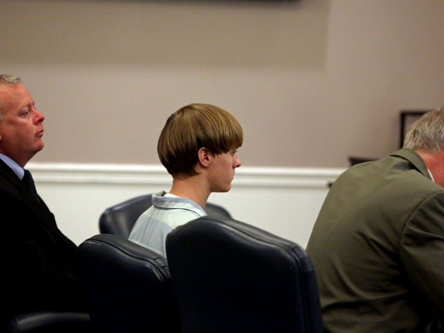 White Supremacist Who Murdered Charleston 9 Appeals Death Sentence