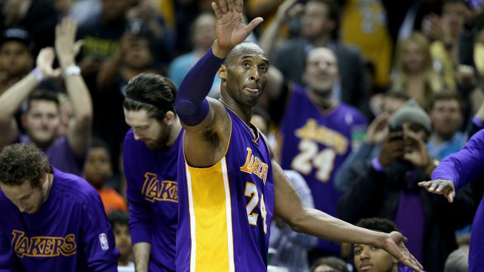 Kobe Bryant in Photos