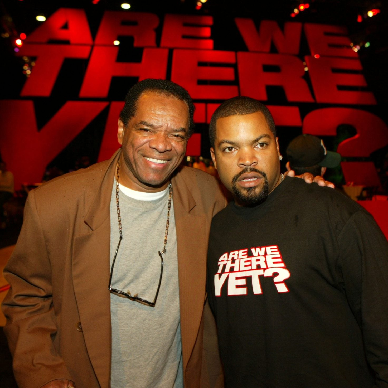 RIP, Pops! Ice Cube Remembers John Witherspoon On The 20th Anniversary Of 'Next Friday'