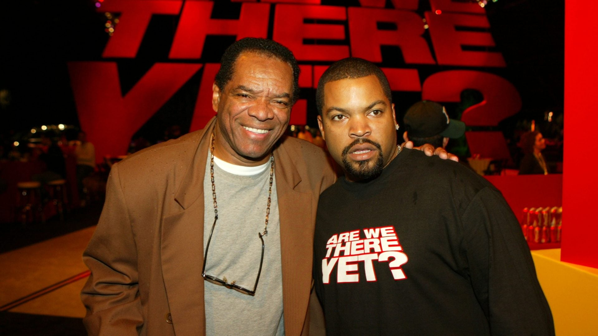 Ice Cube Remembers John Witherspoon On The 20th Anniversary Of 'Next Friday'