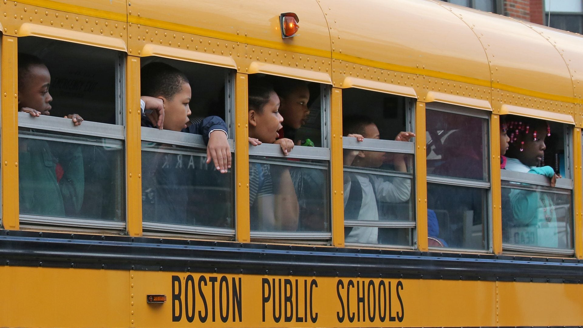 Boston Public Schools Accused Of Sharing Student Records With ICE