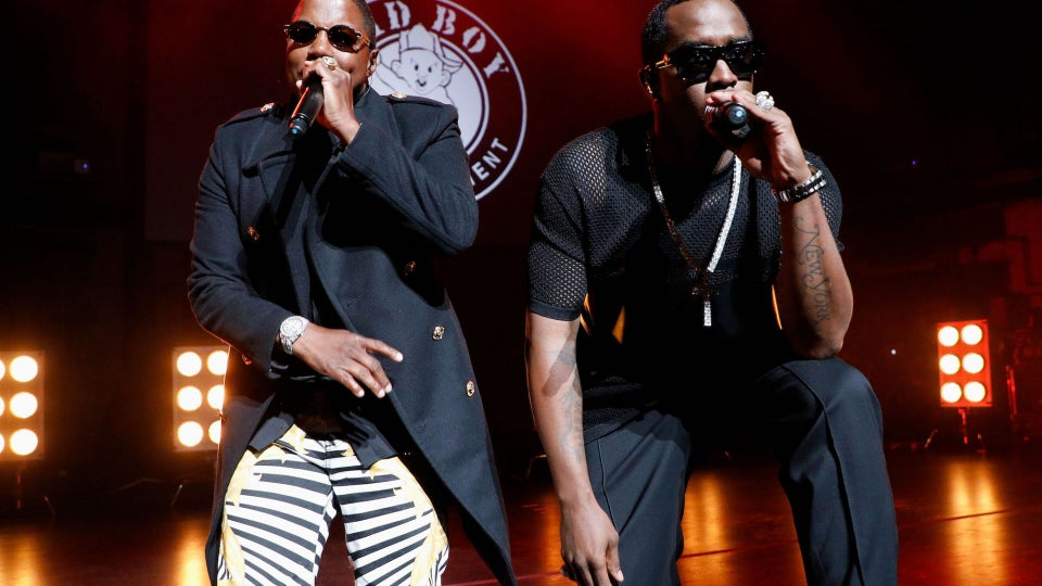 Mase Calls Out Diddy For Alleged 'Unfair' Business Practices