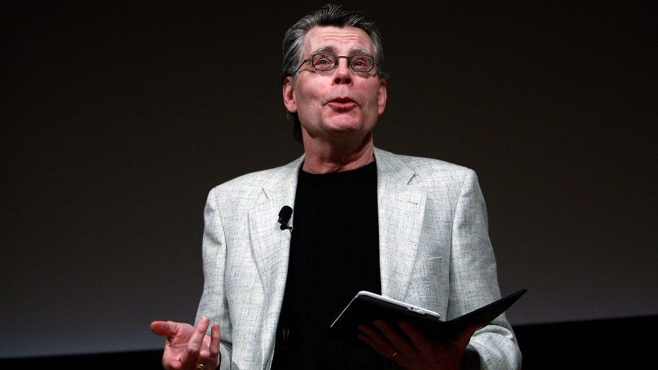 Stephen King Criticized For Comments On Oscar Diversity
