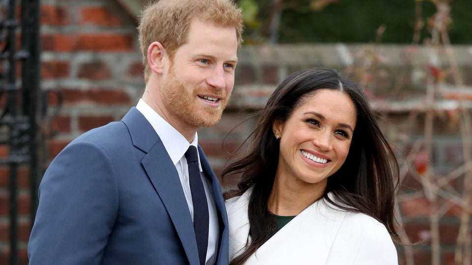 Prince Harry and Meghan Markle Step Back From Their Royal Duties