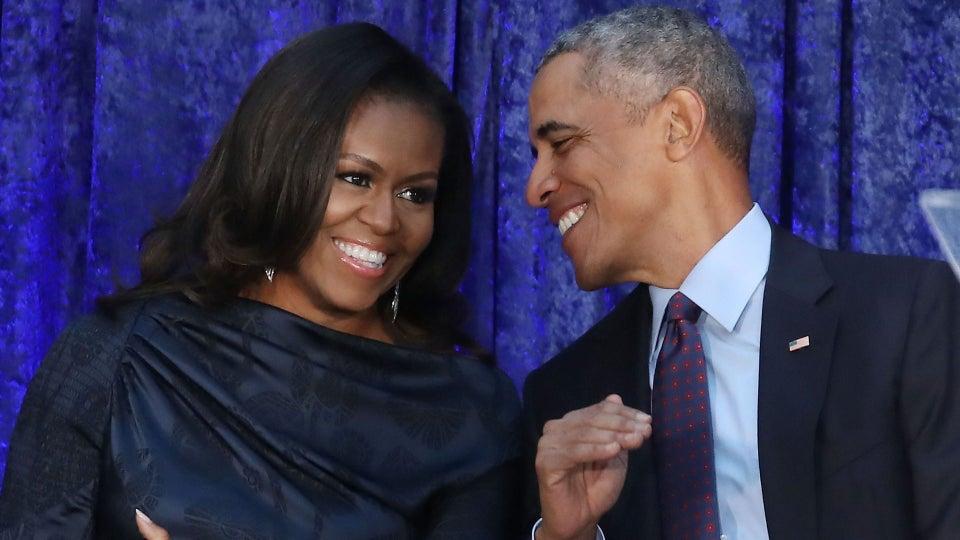 Barack Obama Celebrates Michelle Obama's Birthday With A Loving Message