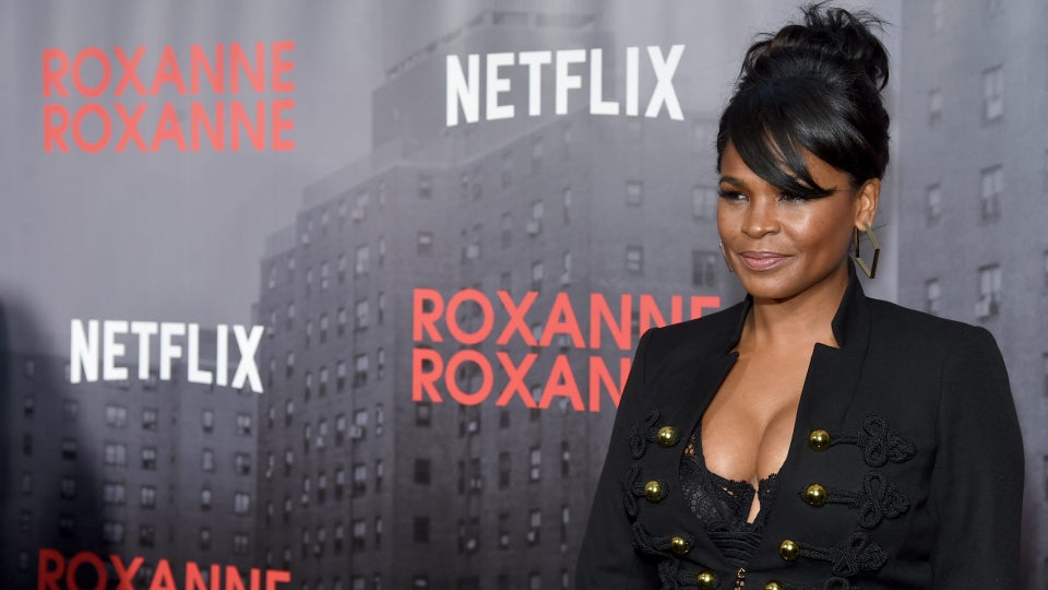 Nia Long Mourns Her Father's Death