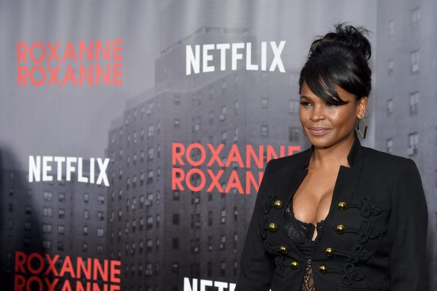 Nia Long Mourns Her Father's Death - Essence
