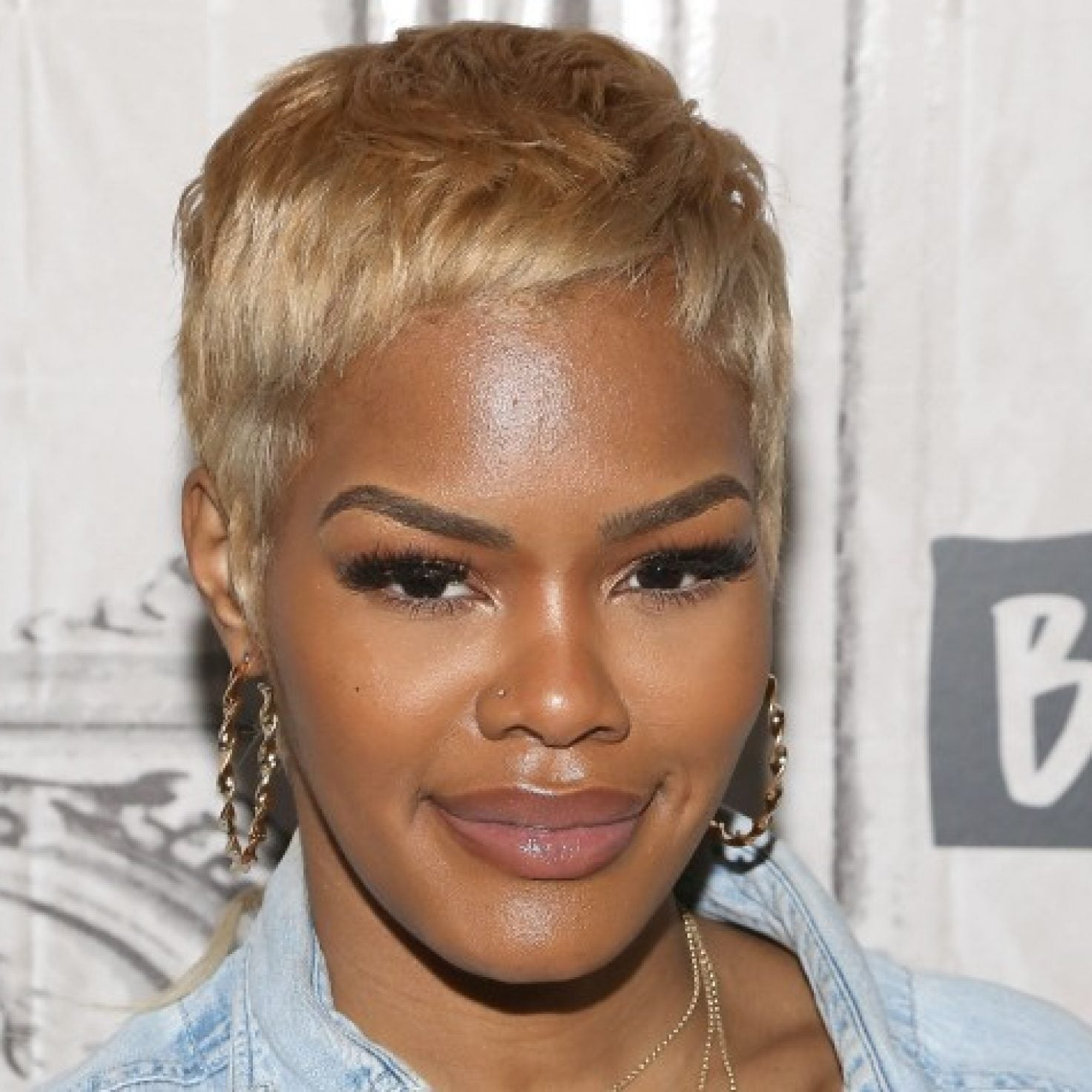 Teyana Taylor Is Giving Us Winter Hair Envy