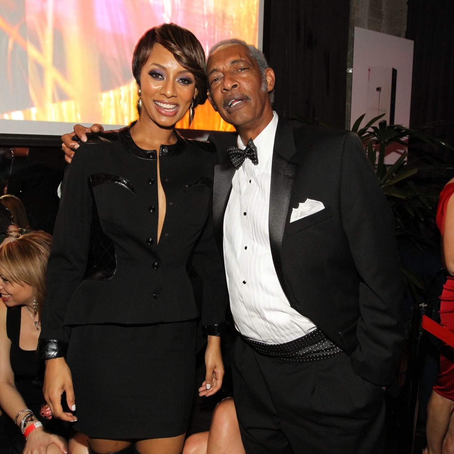 Keri Hilson Pours Out Her Heart In Loving Tribute After Losing Her Father