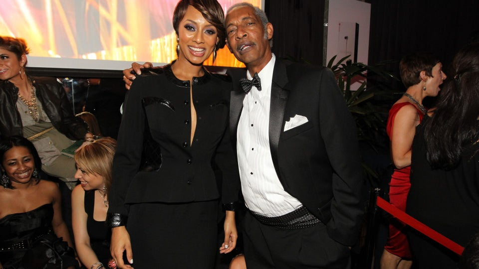 Keri Hilson Shares Loving Tribute After Losing Her Father