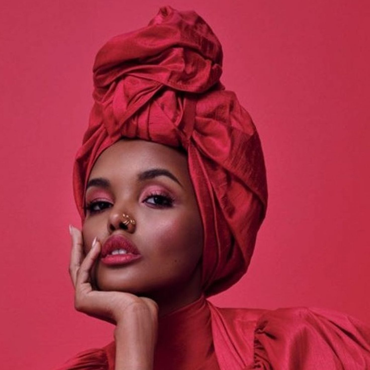 The Best Looks From Our January/February Cover Star Halima Aden