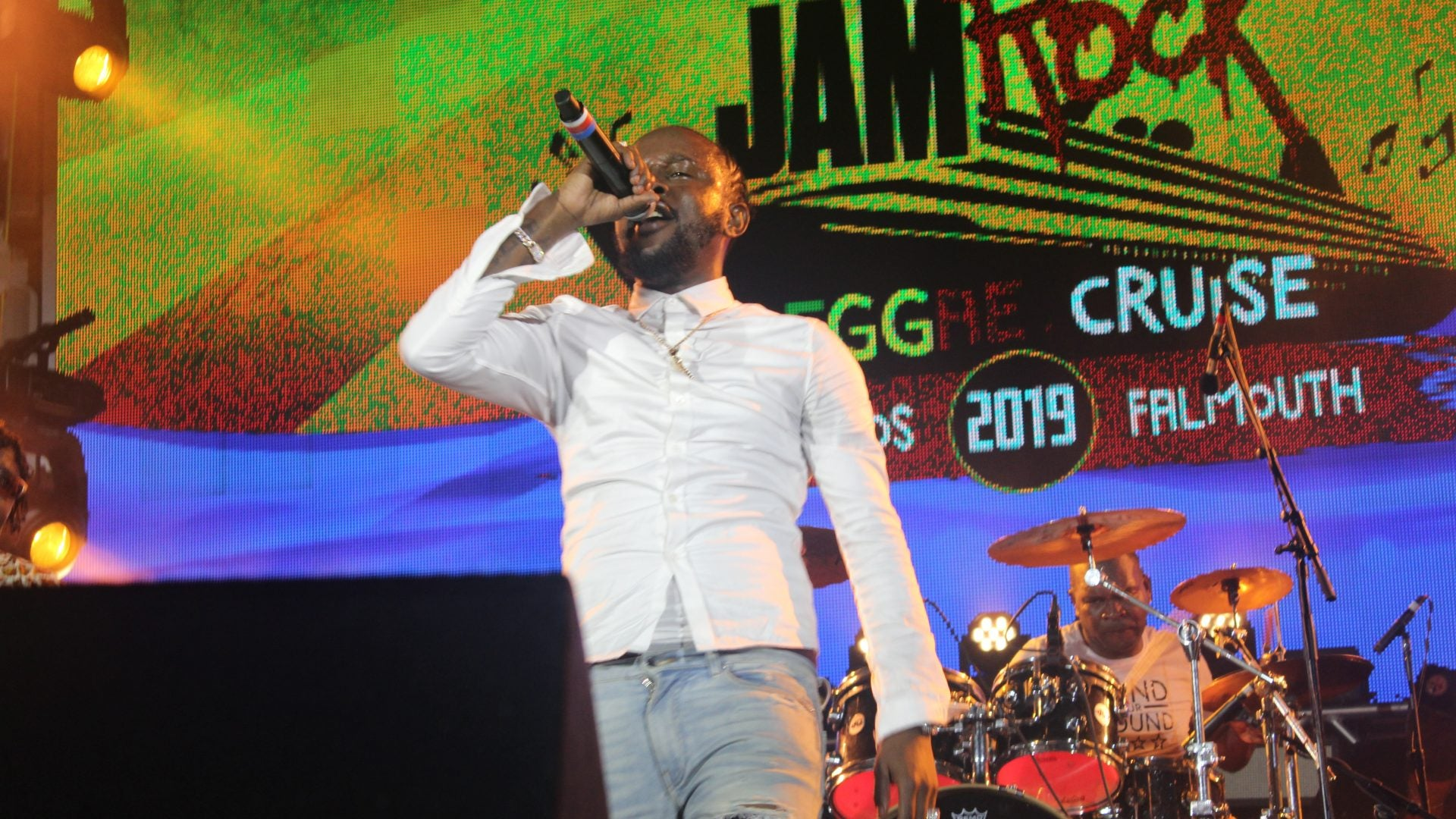 The (One) Love Boat: Inside The Welcome to Jamrock Reggae Cruise