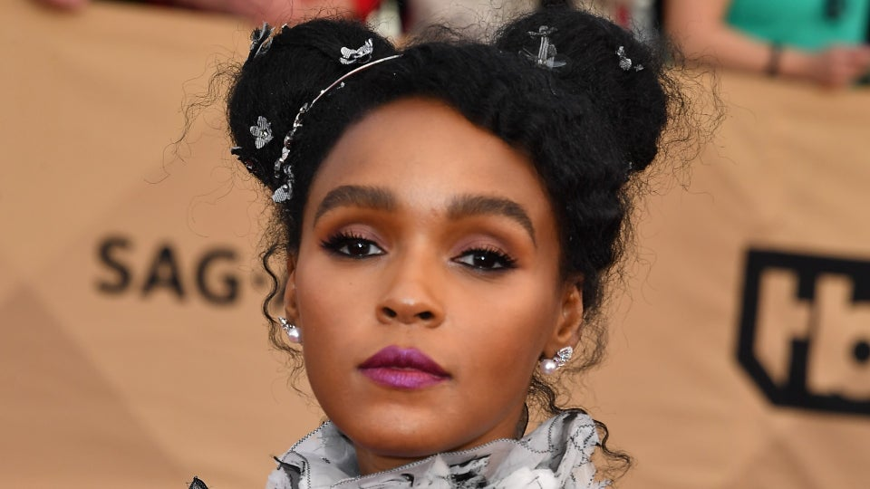 Try Janelle Monáe's Beauty Looks This Valentine's Day