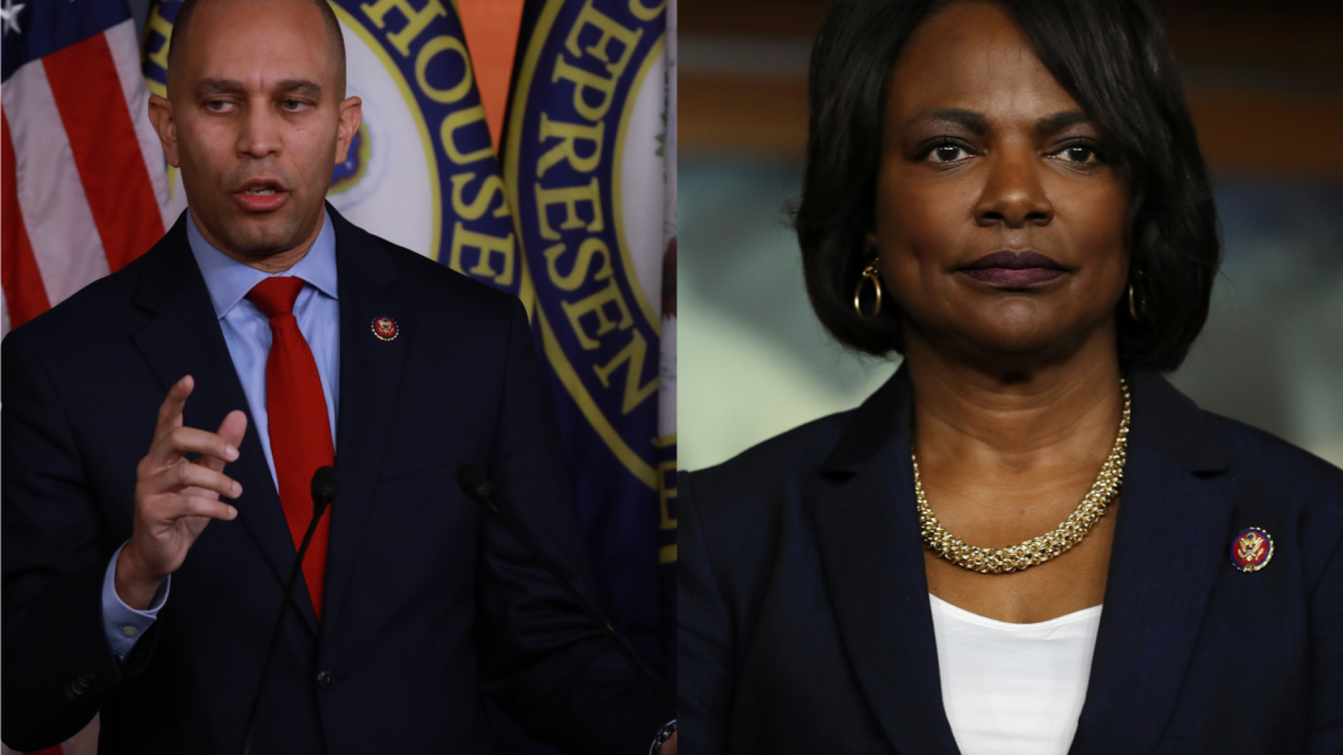 Val Demings, Hakeem Jeffries Among Democrats Named As Impeachment Managers