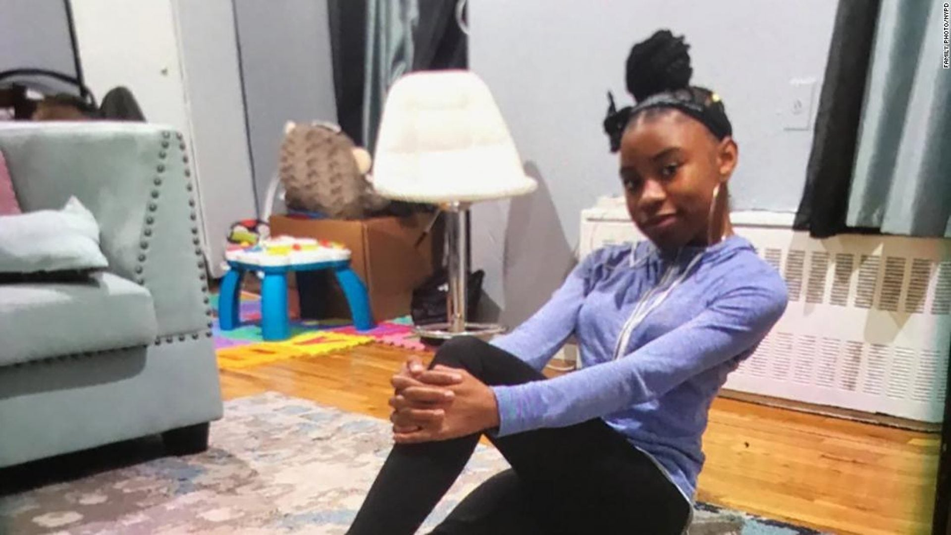 Missing Brooklyn Girl Found Safe