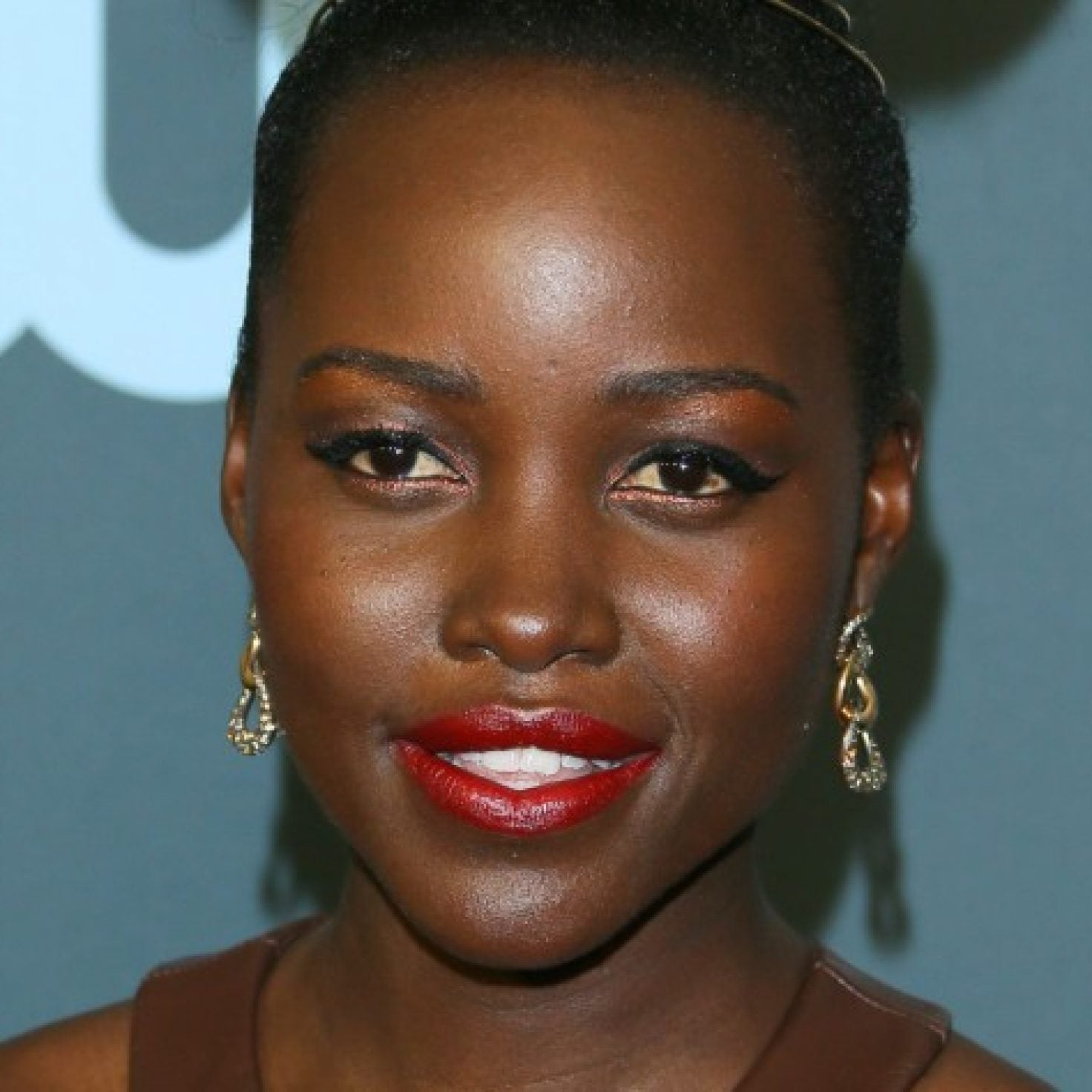 Lupita Nyong'o's Critics' Choice Awards Hair Is Making This Style Trendy Again