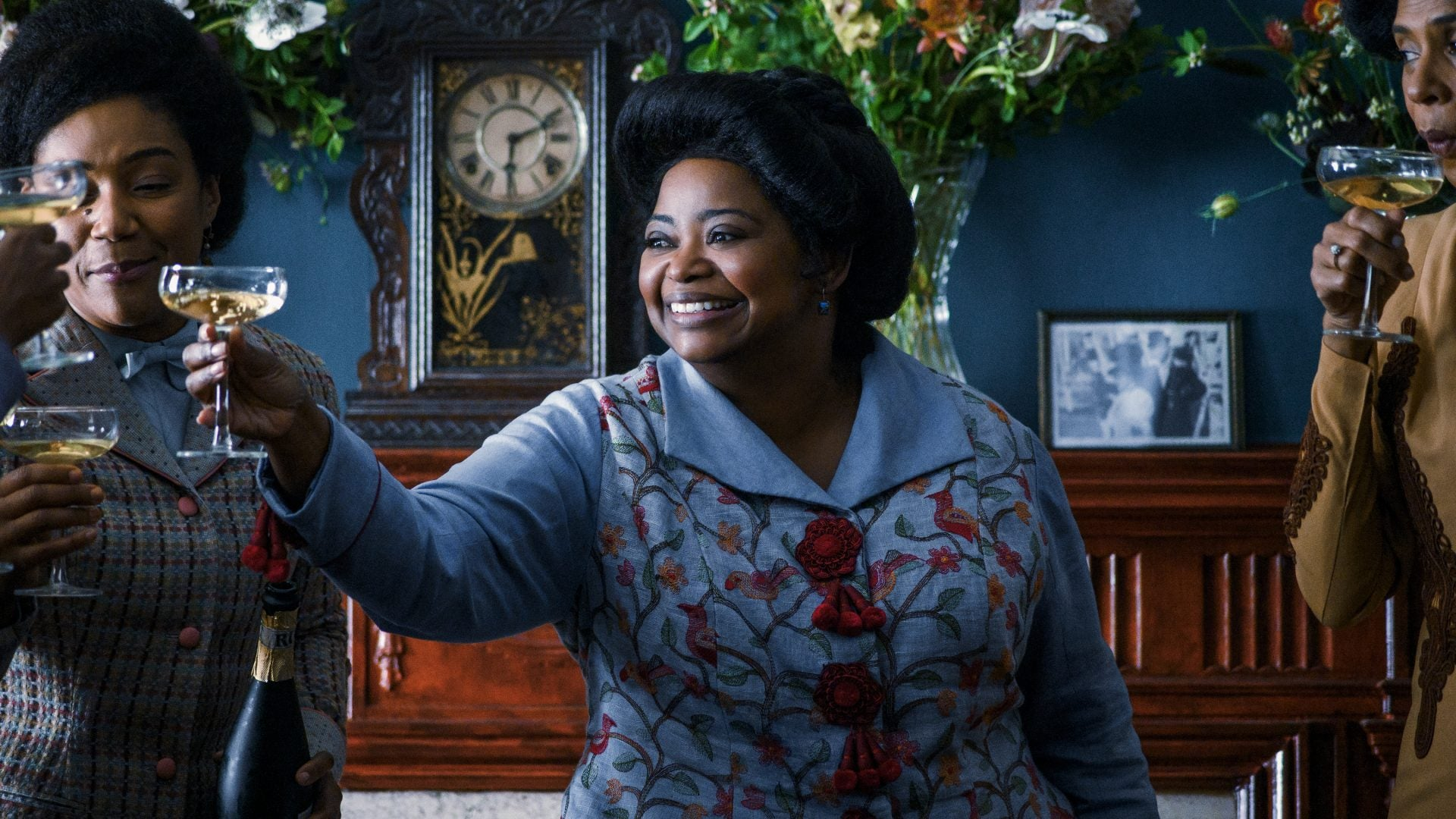 Here's Your First Look At Octavia Spencer And Tiffany Haddish in Netflix's Madam C.J. Walker Series