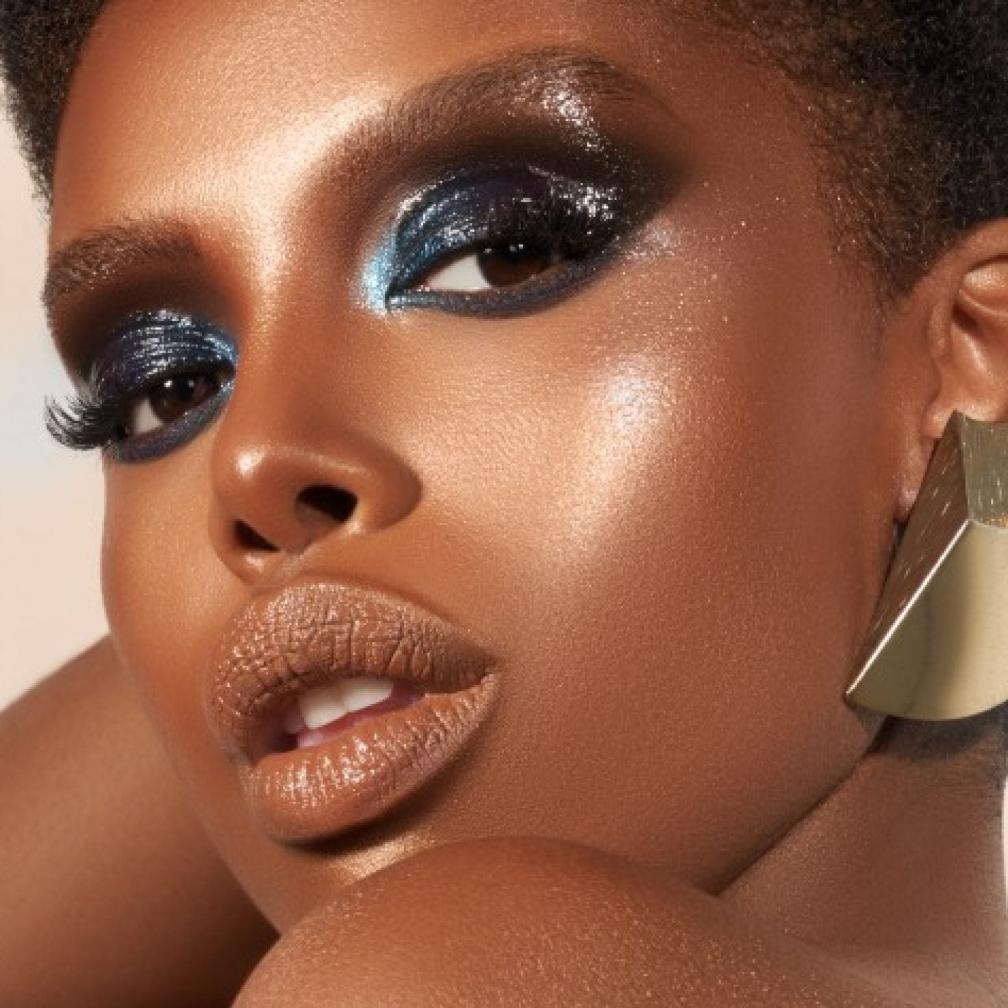 These Are The Must-Try 2020 Makeup Trends For Melanin-Rich Skin