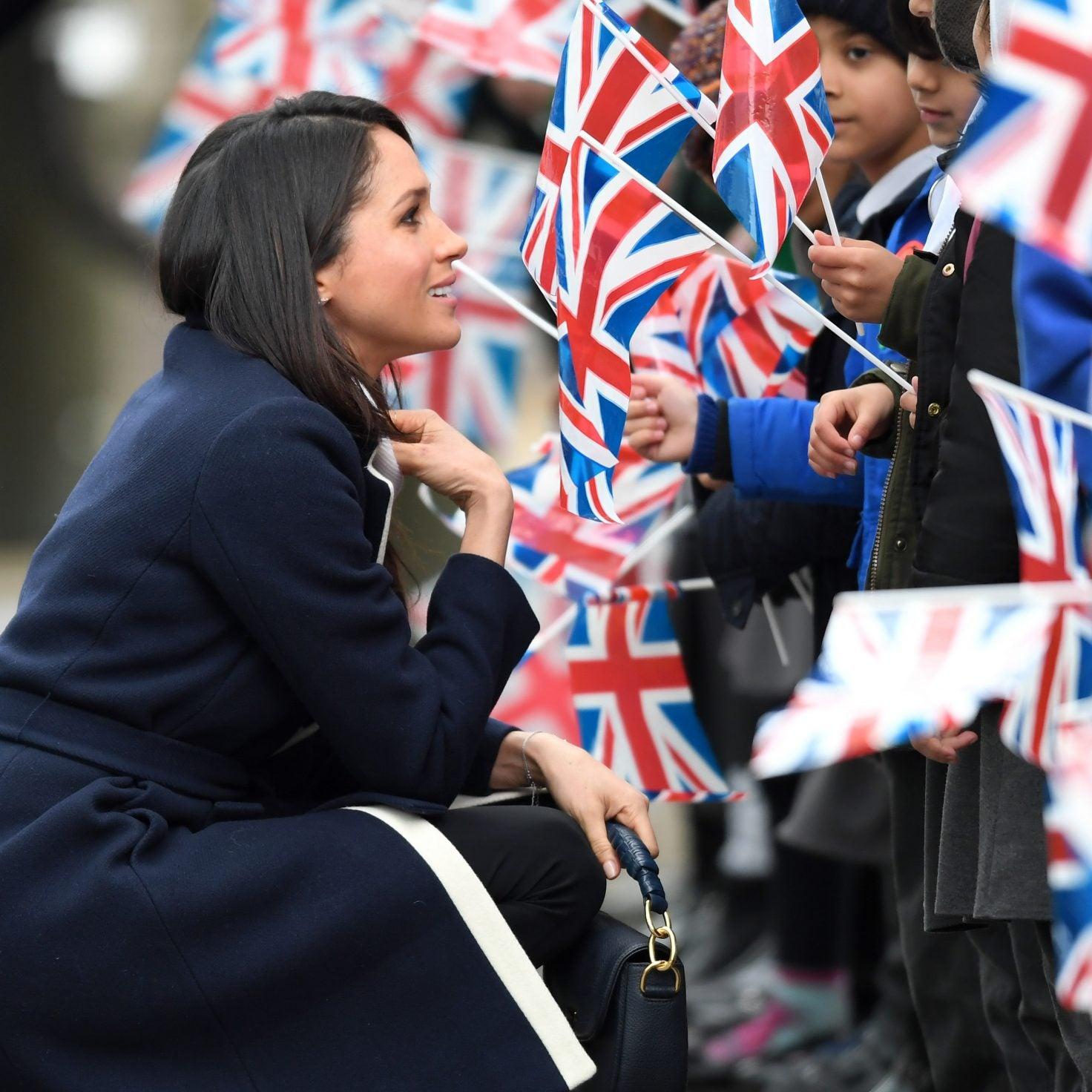 Dear Meghan, Now You Know The U.K.'s Deep Dark Secret