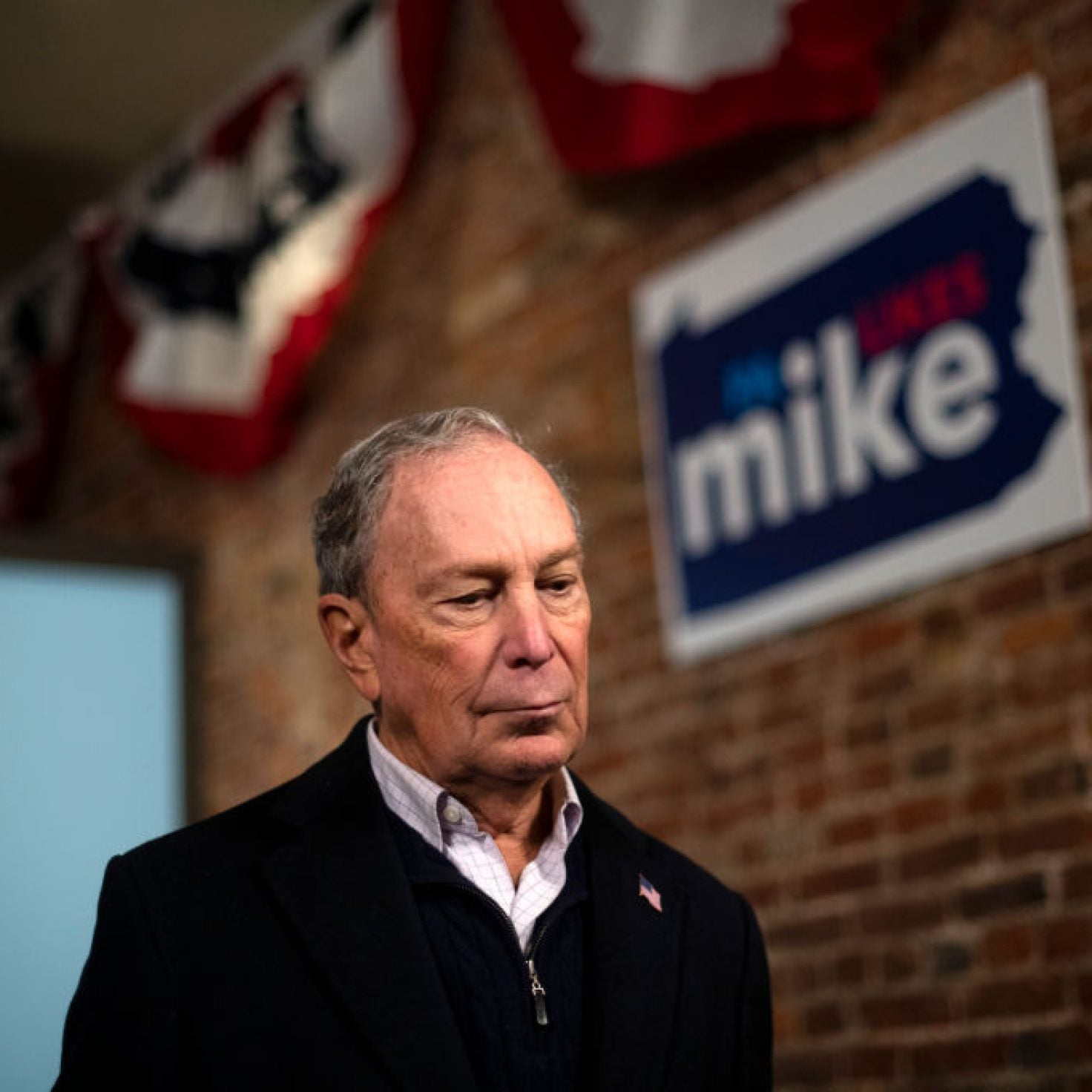 Bloomberg Regains His Memory On Exonerated Five: 'These Men Were In Jail For A Crime They Did Not Commit'