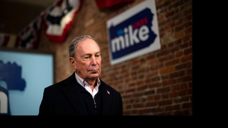 Please Don't Let The Old Black People In Your Life Vote For Mike Bloomberg