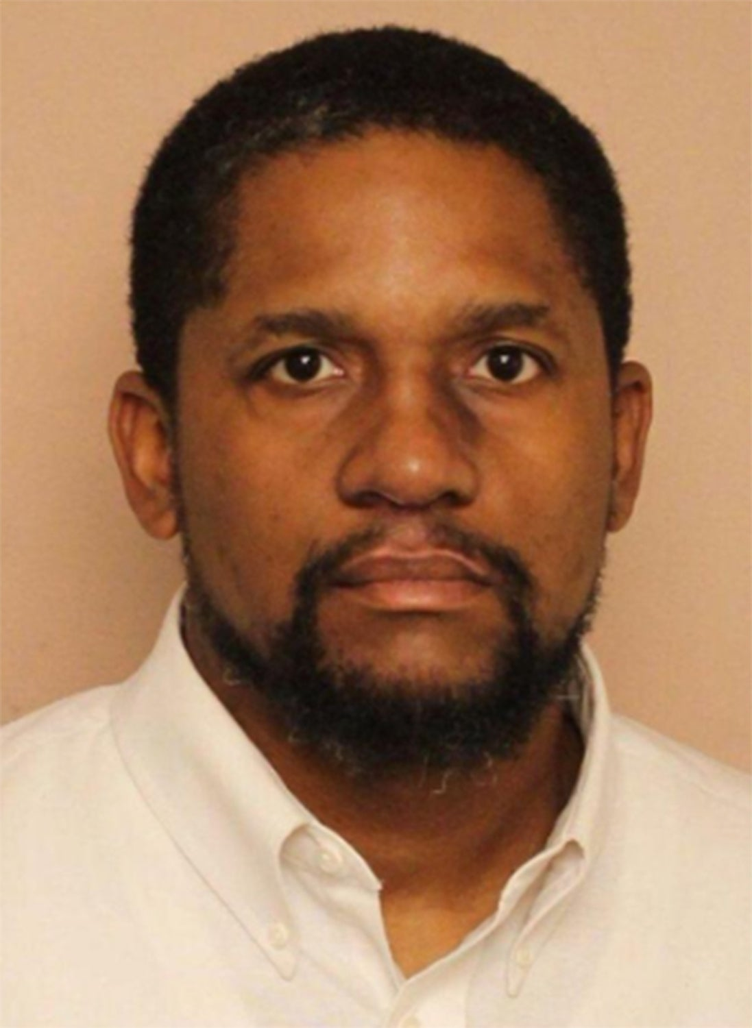 Ronald Dickens is suspected to have killed his wife, 30-year-old Shawnton Clay