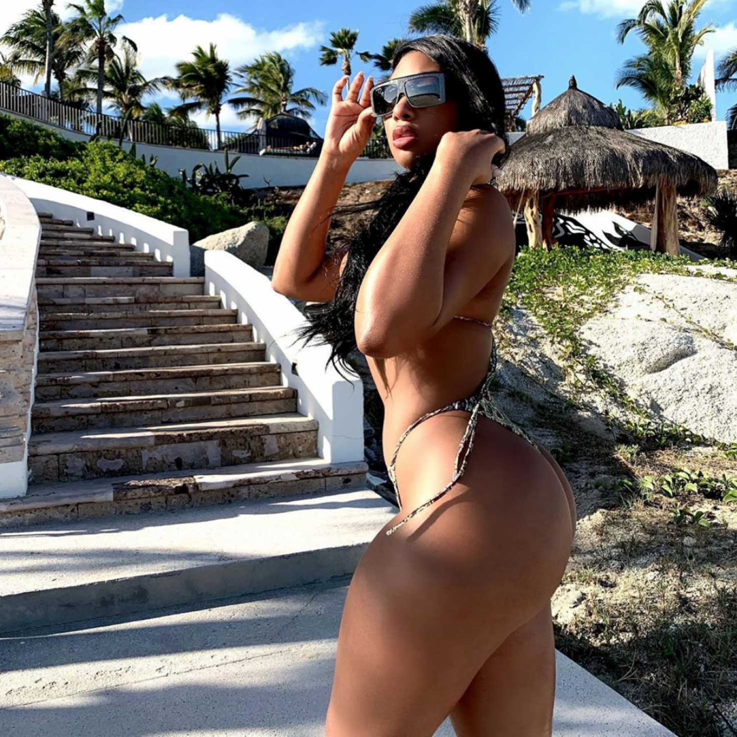Megan Thee Stallion Is On An Epic Cabo Getaway, And We're Looking For Our Invite