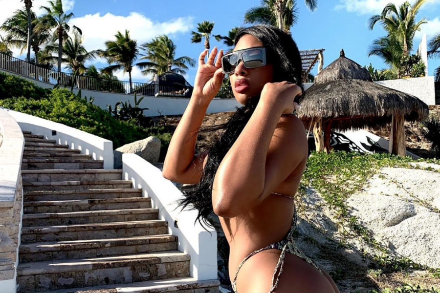 Megan Thee Stallion Is On An Epic Cabo Getaway