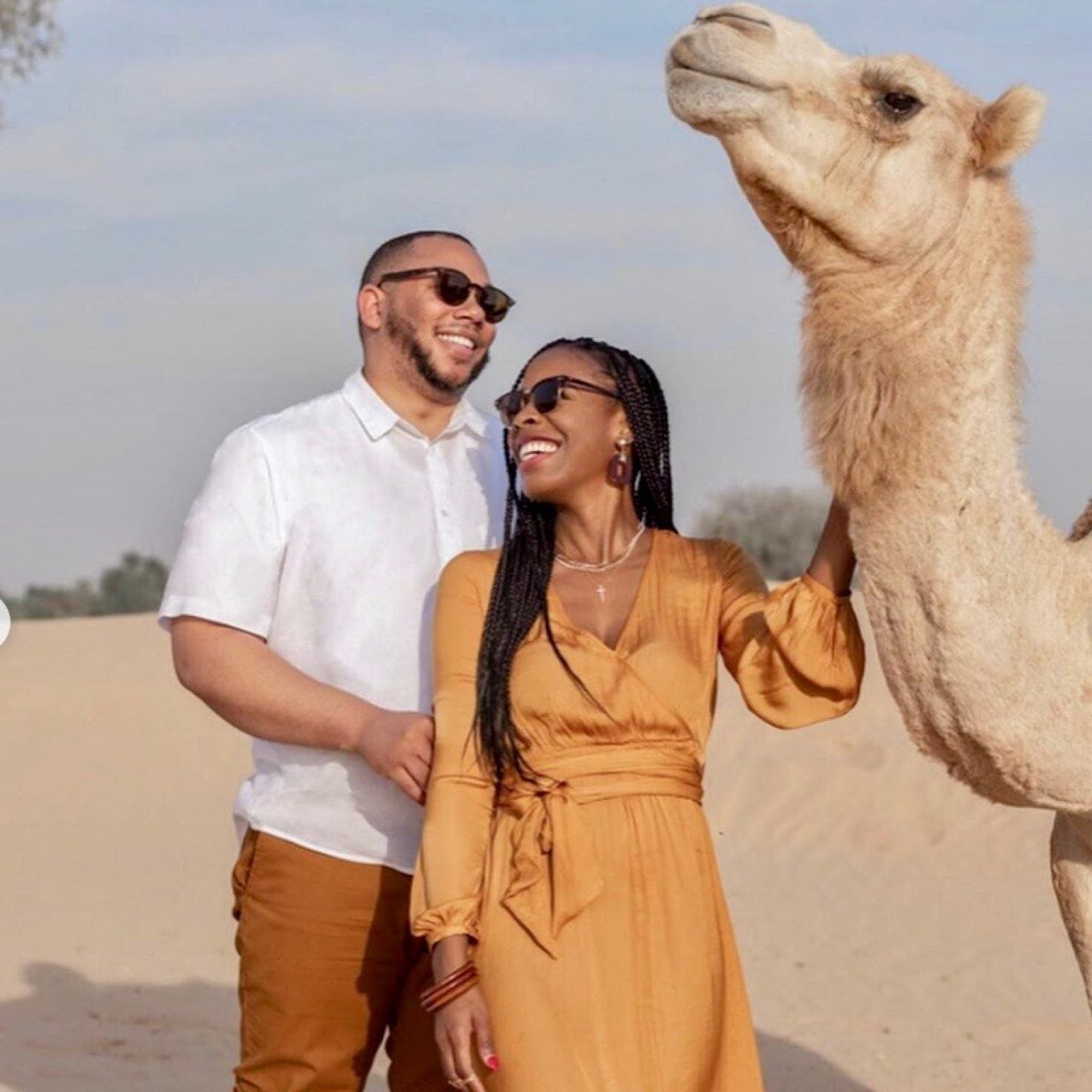 Black Travel Vibes: Look Toward The Future In Dubai