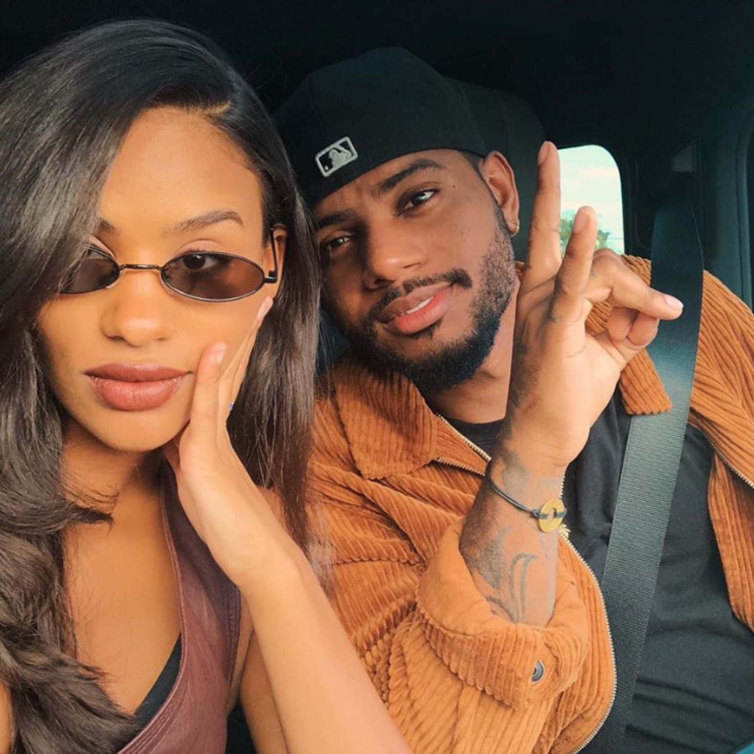 Just The Two Of Us! Bryson Tiller And Kendra Bailey Were So Fly On Their Miami Date Night