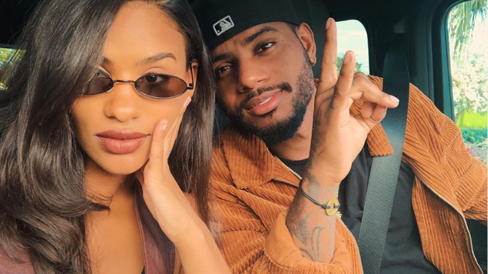 Bryson Tiller And Kendra Bailey Looked Fabulous On Their Post-Baby Date Night