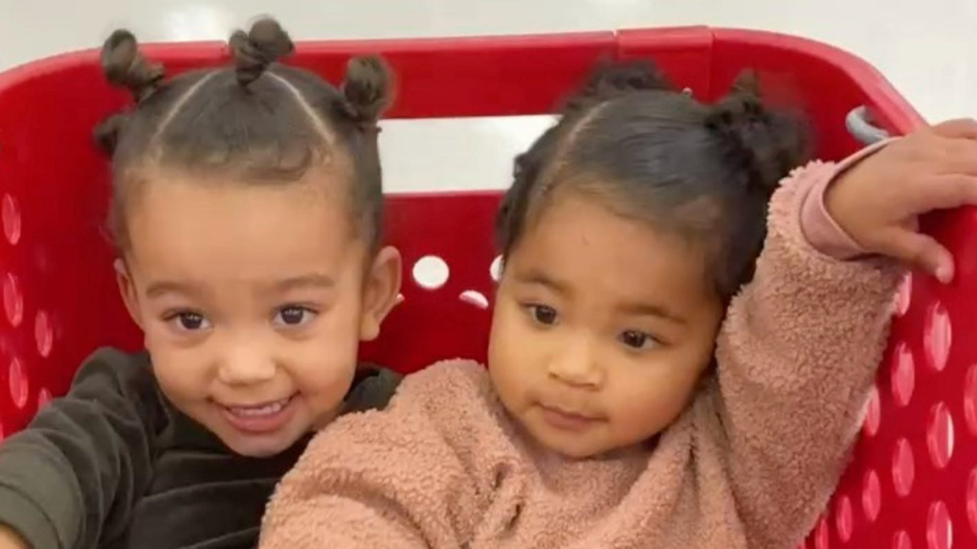 Must-See: Chicago West Takes Target In Baby Bantu Knots