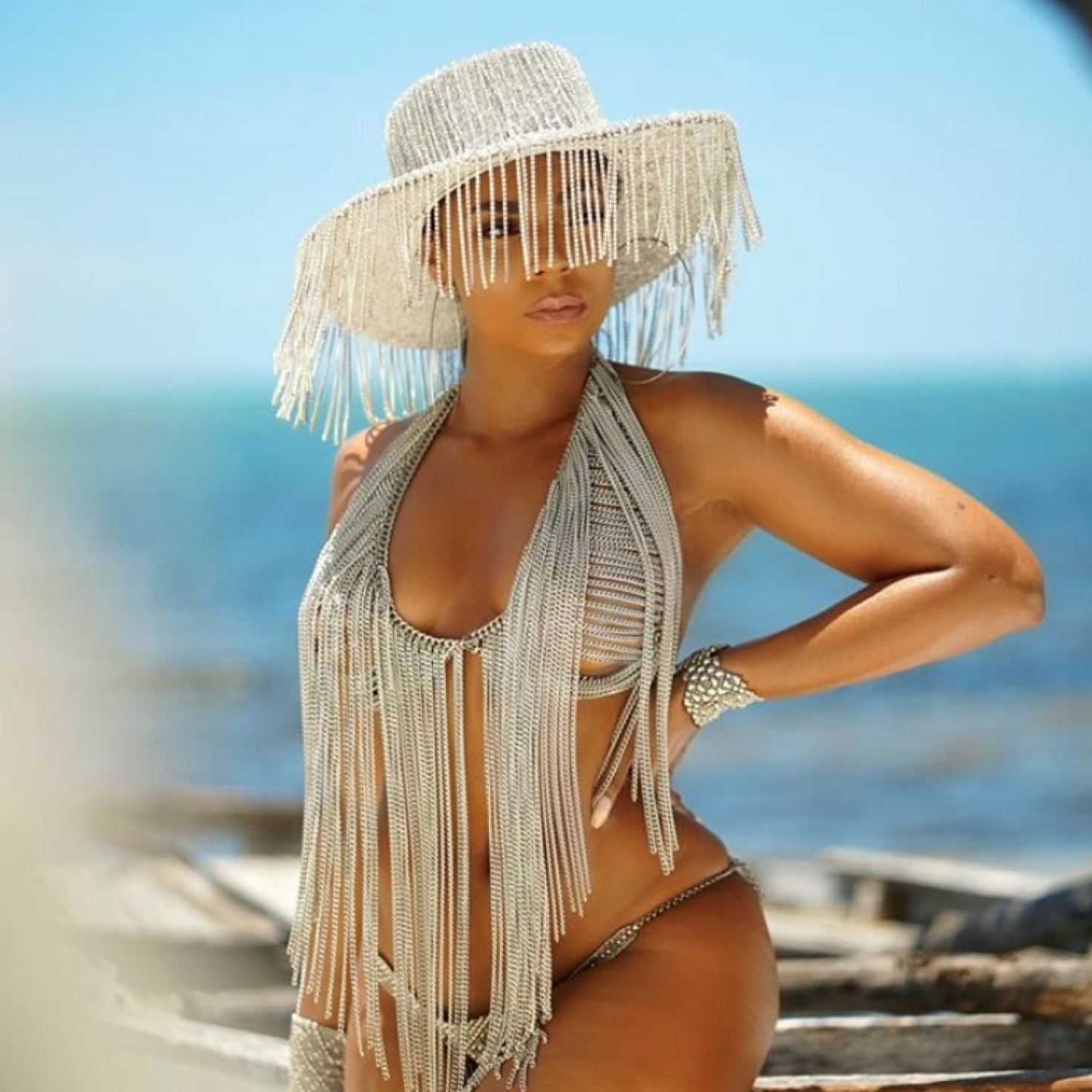 These Photos Of Ashanti On Vacation Will Motivate You To Stick To Your Fitness Goals