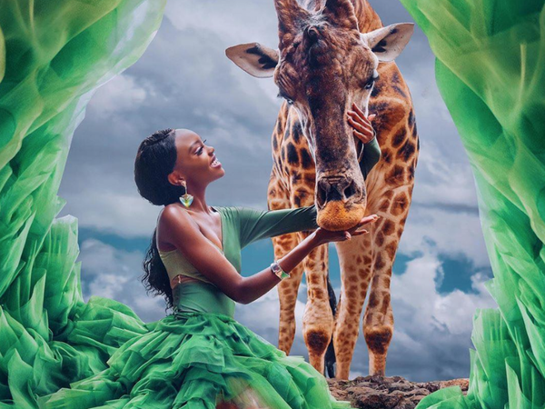This Safari Photoshoot In Kenya Will Blow Your Mind