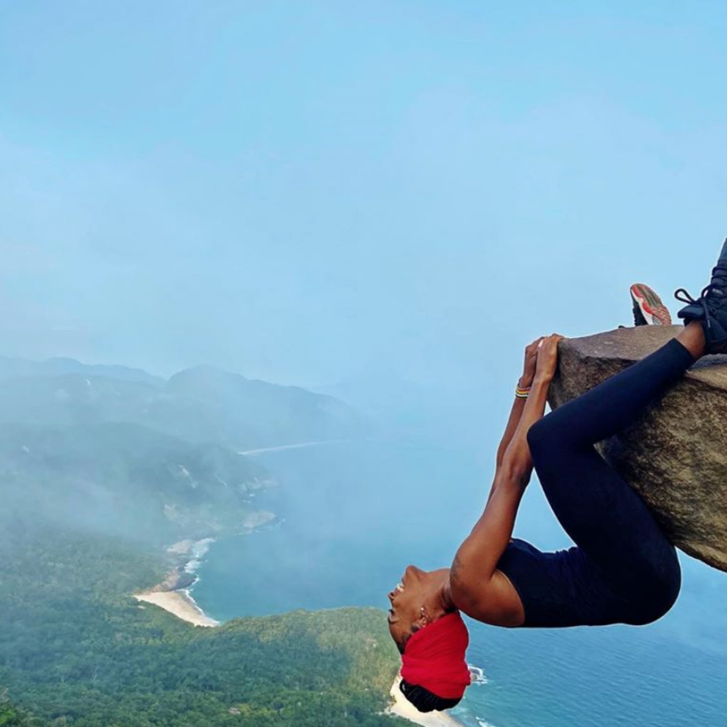 20 Jet Setters Who Went Crazy For The Beauty Of Brazil