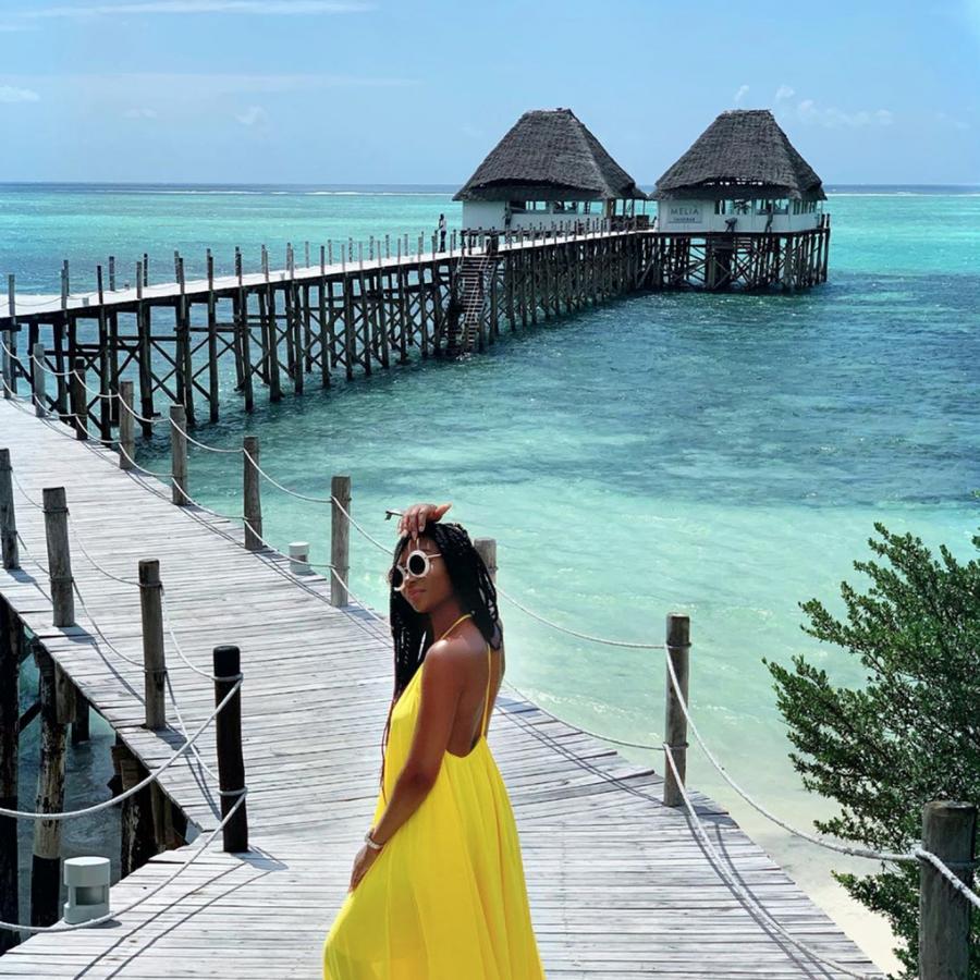 Black Travel Vibes: Live The Luxe Life In Zanzibar