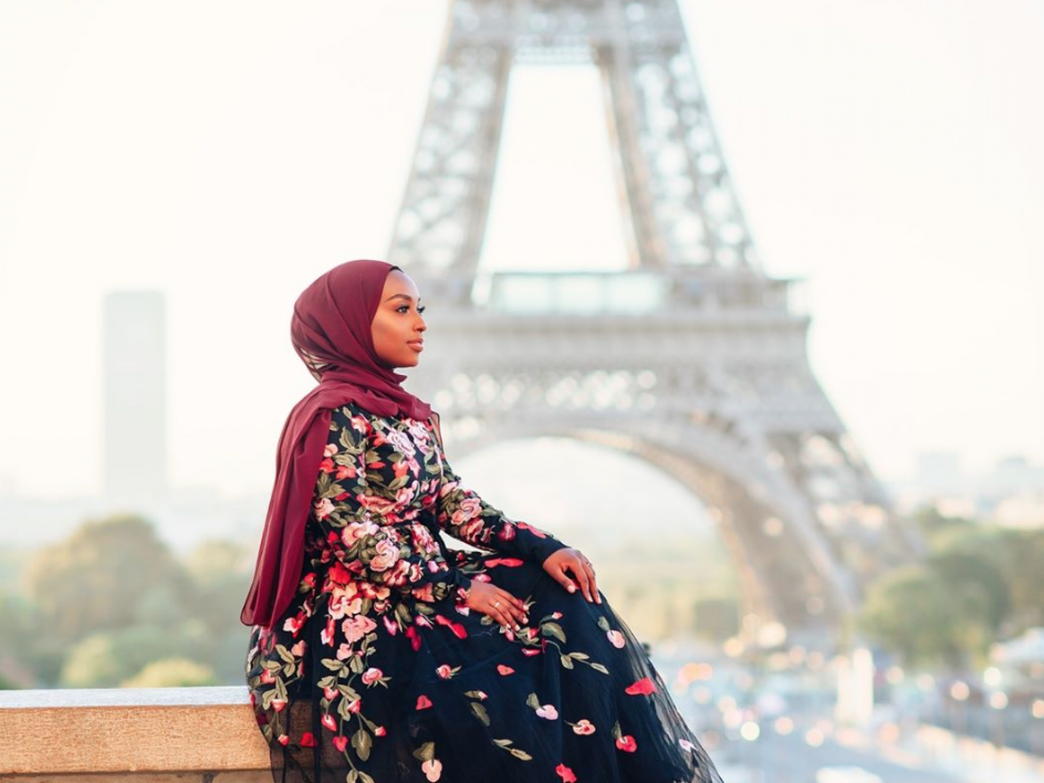 Black Travel Vibes: Fall In Love With The Romantic Aura Of Paris