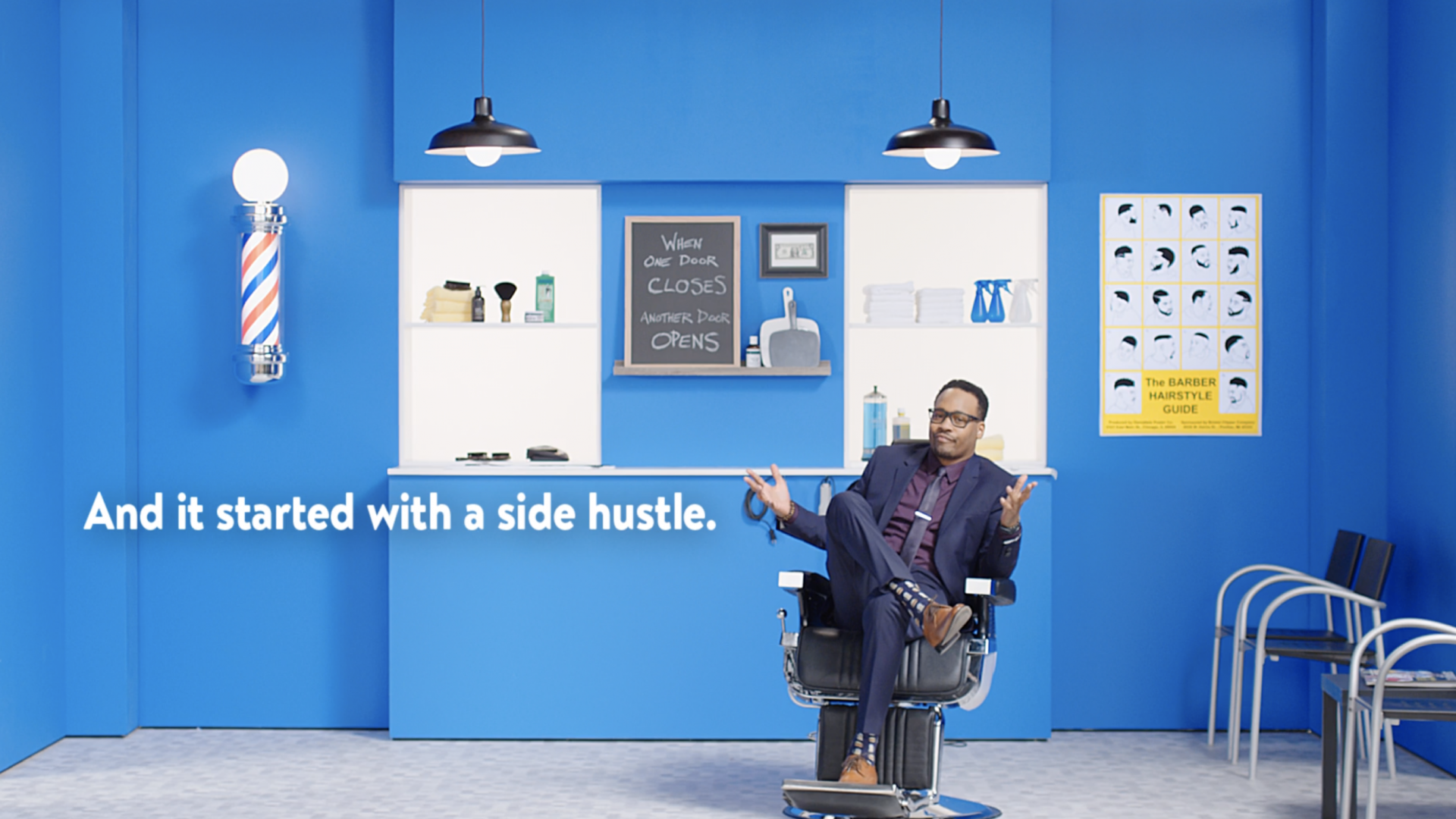 Side Hustle To Main Hustle: Barber Shaun 'Lucky' Corbett Did Not Take Any Shortcuts To Success