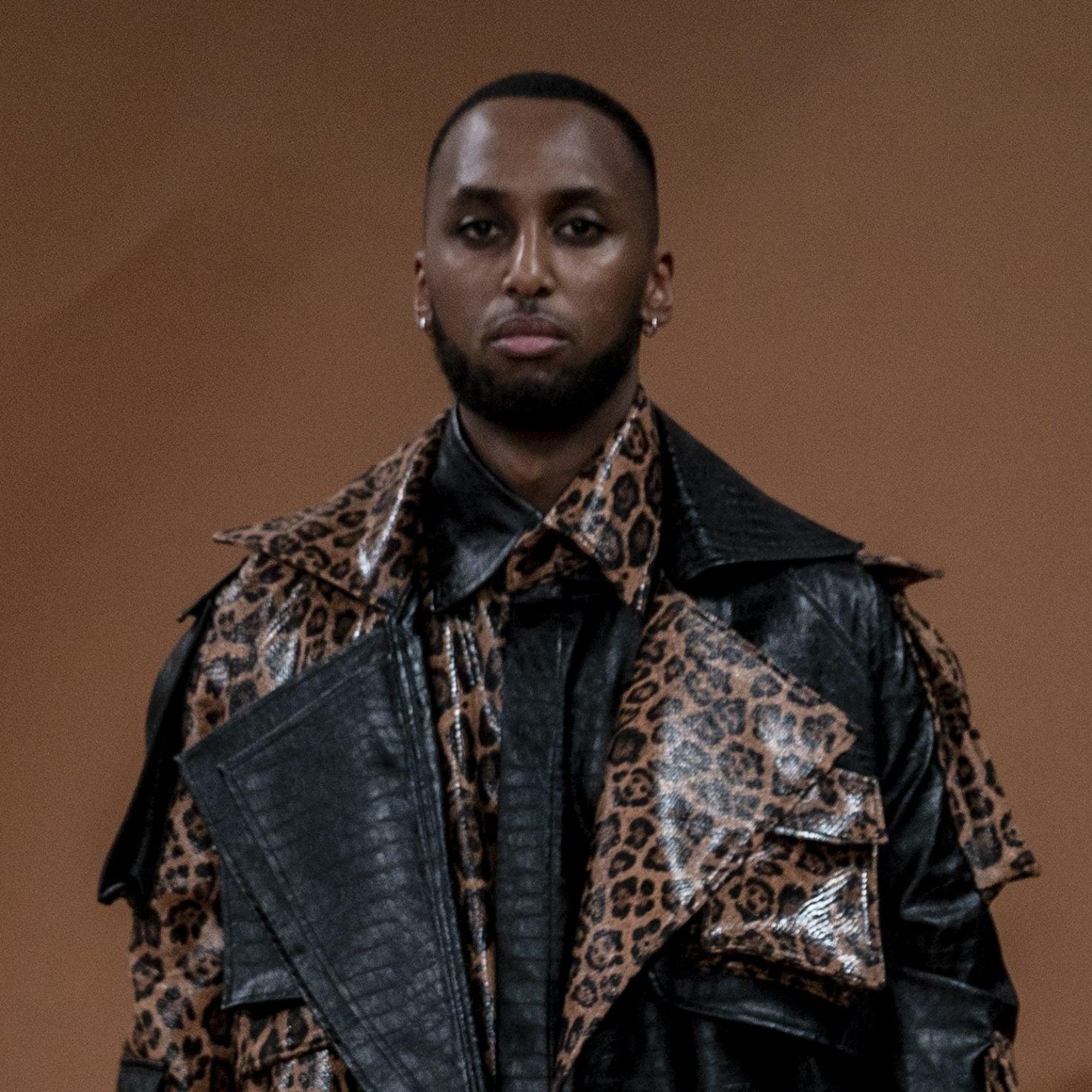 Selam Fessahaye Brought Melanin Magic To Copenhagen Fashion Week