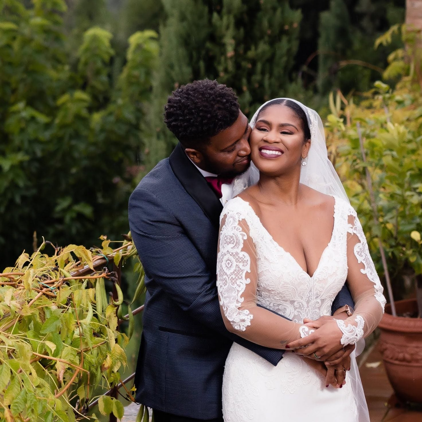Bridal Bliss: Shakirah And Matthew Left Us Speechless With Their Rustic Italian Wedding