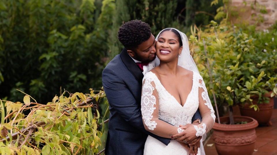 Bridal Bliss: Shakirah And Matthew's Italian Wedding