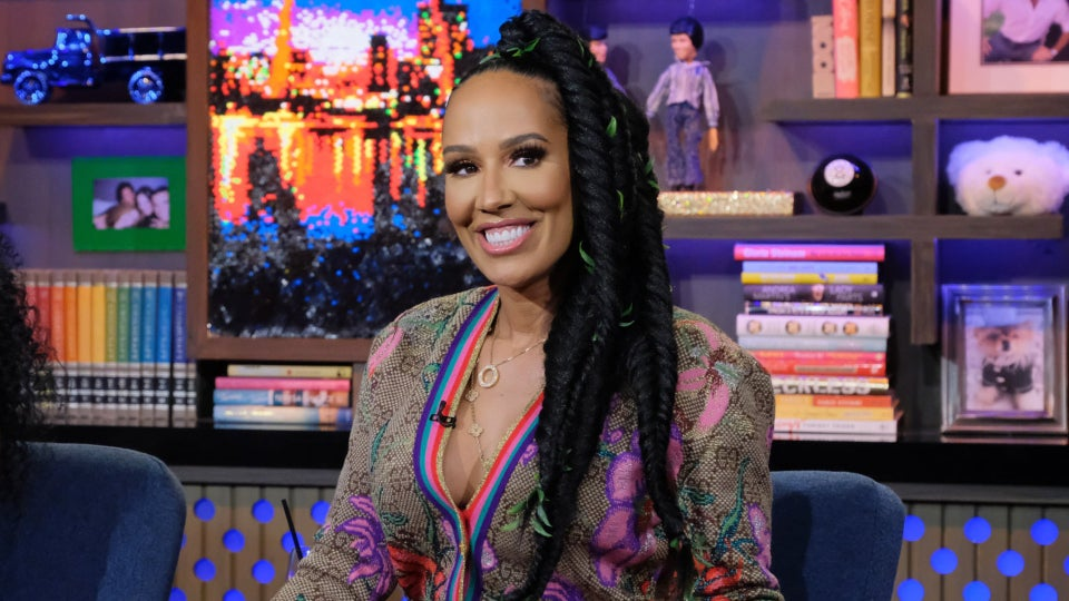 Tanya Sam's Ponytails Are The Epitome Of Hair Excellence