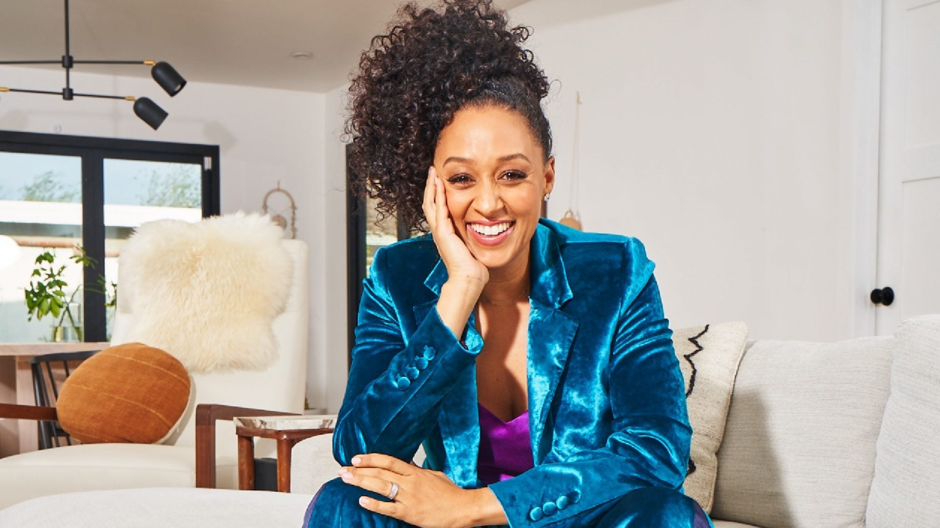 Tia Mowry Just Made The Big Chop