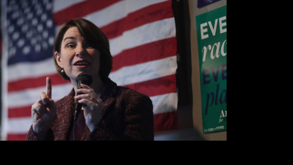 'Tough-On-Crime' Amy Klobuchar Accepted Donation From Exonerated Five Prosecutor Linda Fairstein