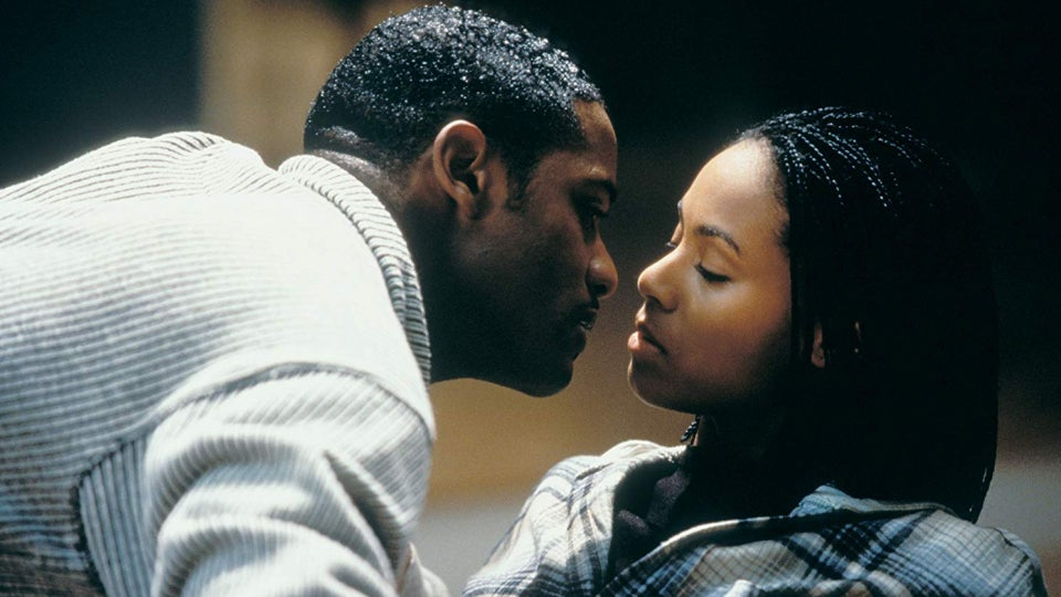 Blair Underwood Almost Passed On 'Set It Off'