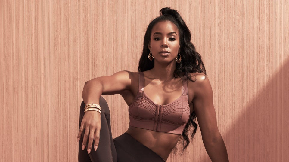 Kelly Rowland Releases Third Collection With Fabletics