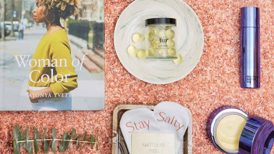 Dope Stuff On My Desk: Take A Moment For Some Serious Self-Care With These Finds