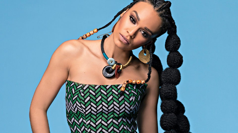South African Star Pearl Thusi Is Netflix's 'Queen Sono'