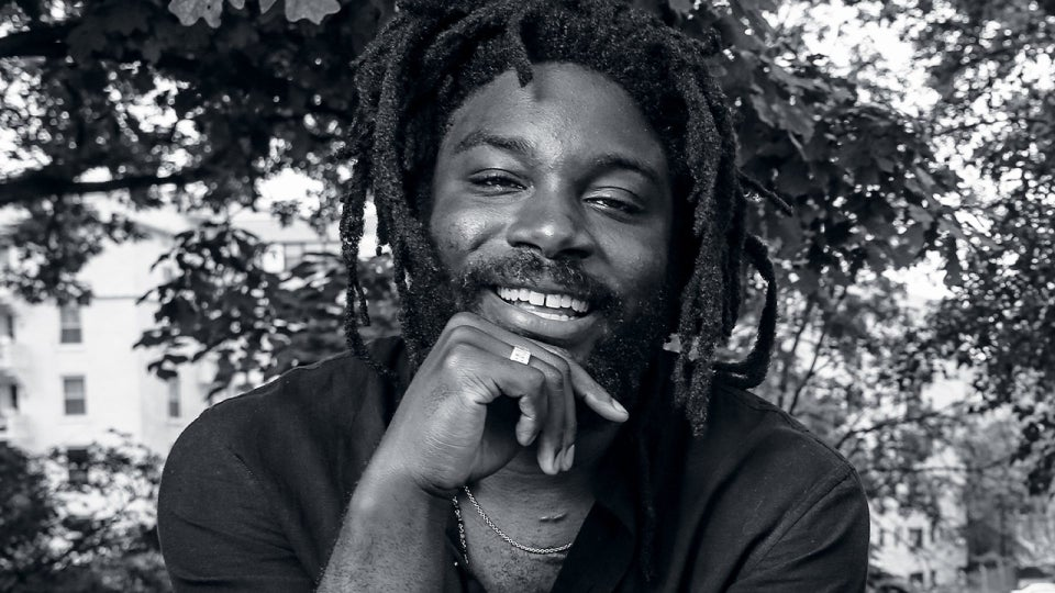 Why Author Jason Reynolds Writes For The Youngest Generation