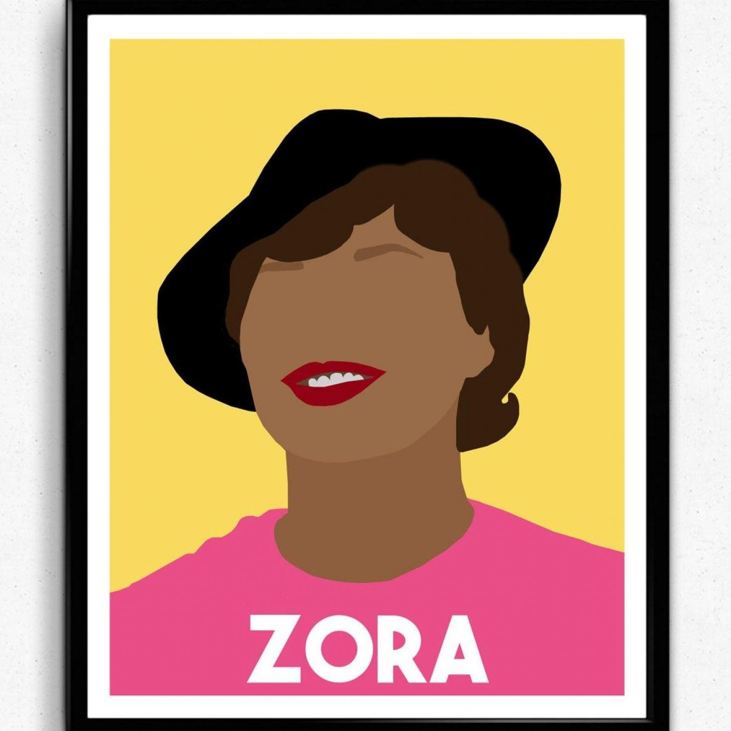 Celebrate Zora Neale Hurston's Birthday With These Novelties